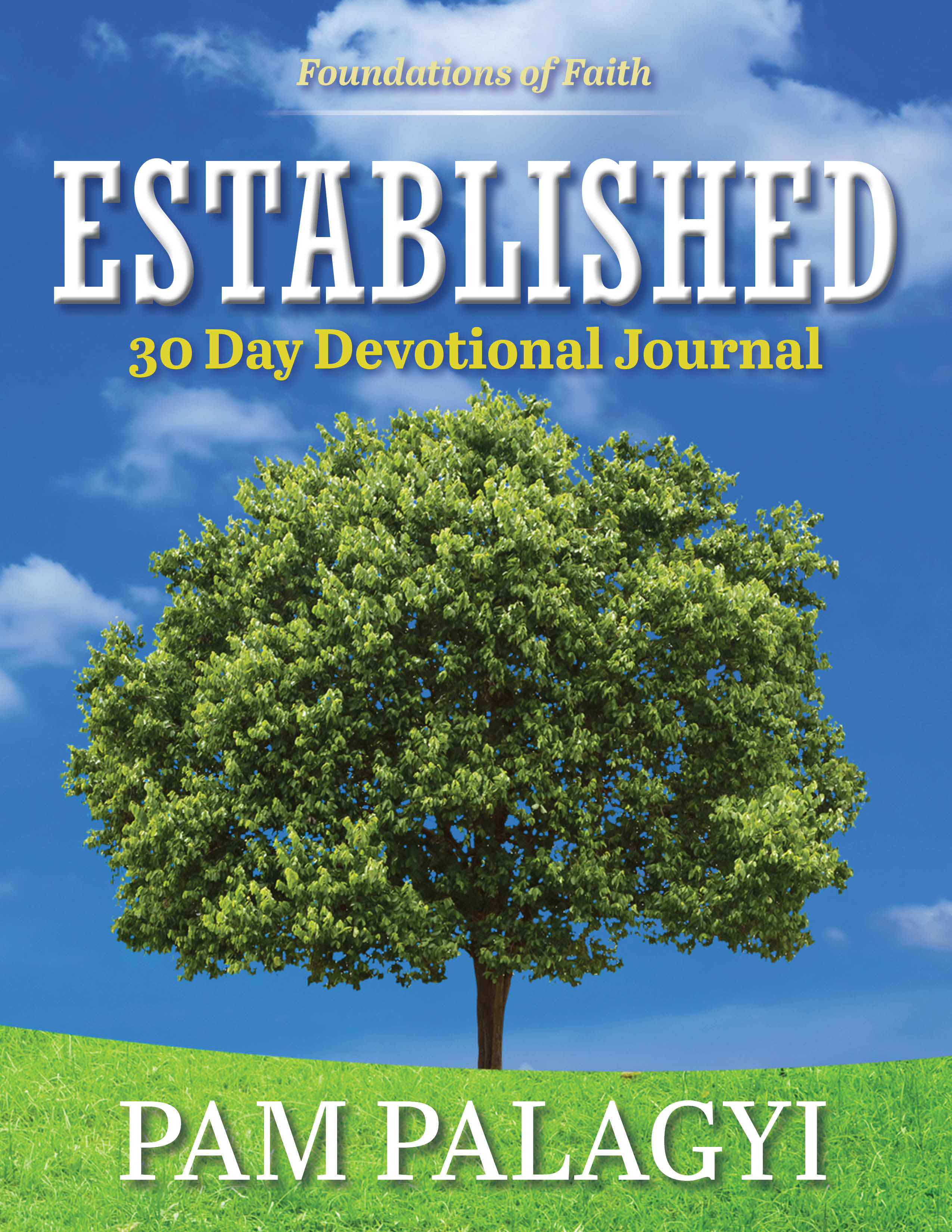 Established: 30 Day Devotional Journal