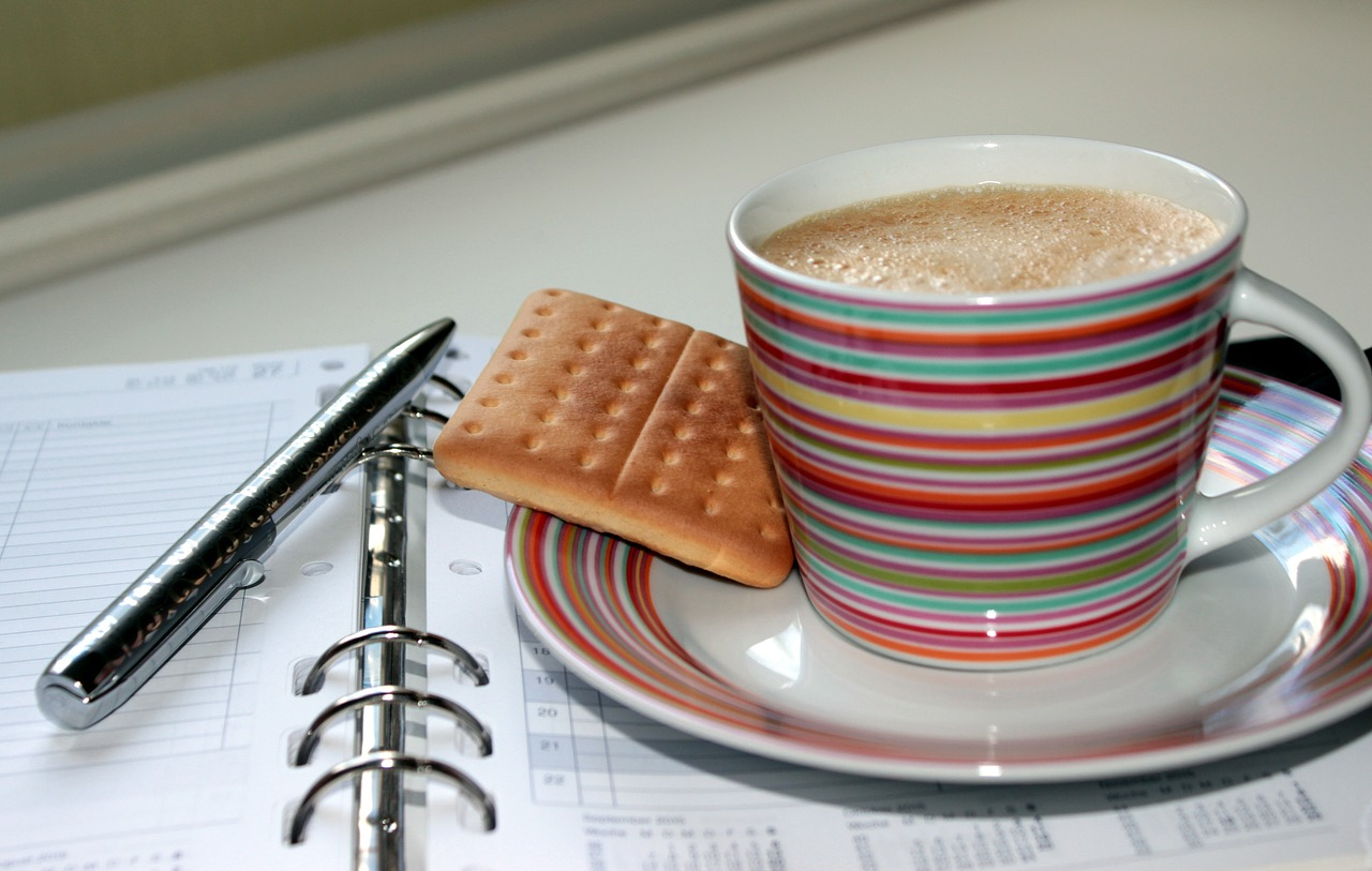 Take a Break…Improve Productivity