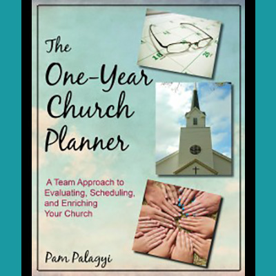 The One-Year Church Planner